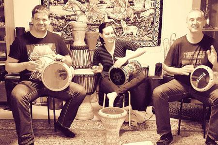 Fotogalerie: Gamar Drummers8/20